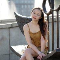 наполовину ангел) :: Тарас Золотько