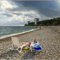 Тихий пляж :: Сергей Бережко
