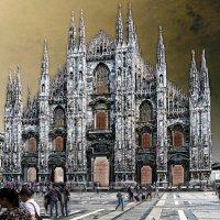 Миланский кафедральный собор Дуомо :: Olga F