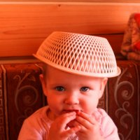 внучка :: геннадий щербак