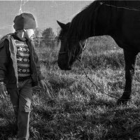 Прощай лошадка! :: Александр Кузьмин