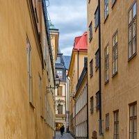 Улица старого Стокгольма :: dotsent UVU