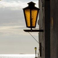 Закатный фонарь :: Yulia Venediktova