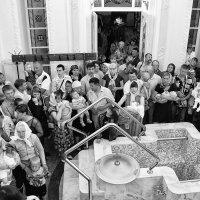 Крещение. :: Светлана Еланцева