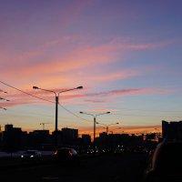 Закат :: Юрий Плеханов