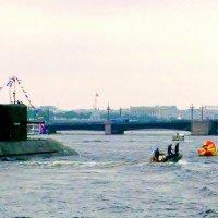 Лодки большие и маленькие... :: Сергей