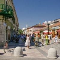 На улицах Тираны. Албания :: Алексей Окунеев