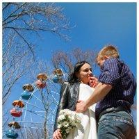 Весна в городе. История любви. Фотограф в Белгороде. :: Руслан Кокорев