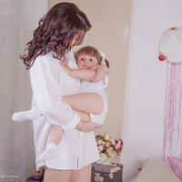 мать и детя :: Оксана Циферова