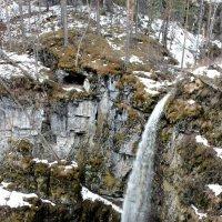 Сухой водопад..проснулся. :: Олег  Царёв