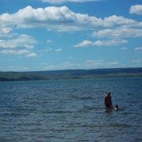 На озере :: Владимир Ростовский