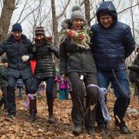 Масленичные гуляния :: Irina Zubkova