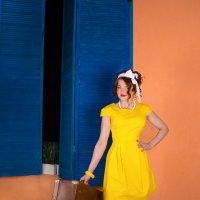 в мечтах о путешествии :: Мария Корнилова