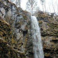 На сухом водопаде :: Олег  Царёв