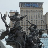Основатели Киева :: Владимир Бровко