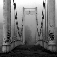 Туман в городе... :: Наталья