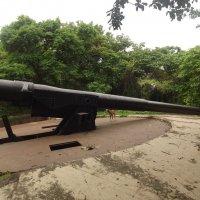 Пушки острова Элефант :: maikl falkon