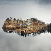 Норвегия с высоты :: Tatiana Belyatskaya
