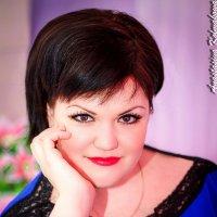 Портрет Оксаны :: Анастасия Колмакова