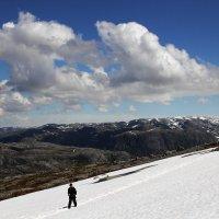 1000 метров над уровнем моря :: Oksana K