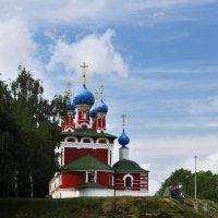 Лето :: Дмитрий Близнюченко