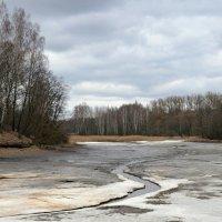 Здесь было большое озеро :: Милешкин Владимир Алексеевич