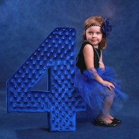 4 годика! :: Римма Алеева
