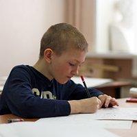 на уроке :: Александр Корнелюк