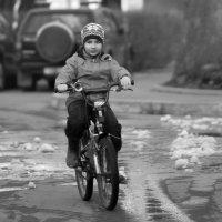 по следам взрослого транспорта... :: Svetlana AS