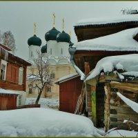 Старые дворы.......... :: Святец Вячеслав