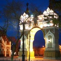 Триумфальная арка :: IURII