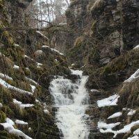Сухие водопады :: Олег  Царёв
