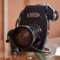 Одна из первых видеокамер :: Сергей Черепанов
