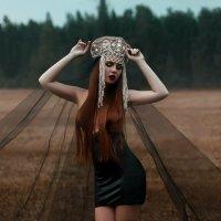 хозяйка медной горы :: Настя Никитина