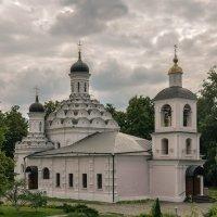 Храм Живоначальной Троицы в Хорошёве :: Евгений Голубев
