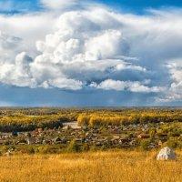 Сростки - родина В. Шукшина. :: Галина Шепелева