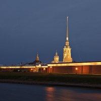 Петропавловский собор - символ Санкт-Петербурга :: Виктор Печуркин