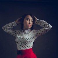 портрет :: Nurga Chynybekov