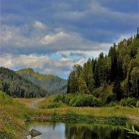 По дороге в горы :: Сергей Чиняев