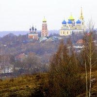 Храмы. :: Борис Митрохин