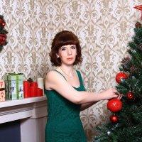Что за праздник Новый год - чудесный! :: Вера Савченко