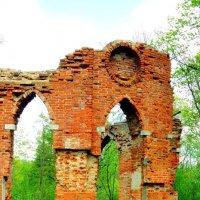 Руины :: Сергей