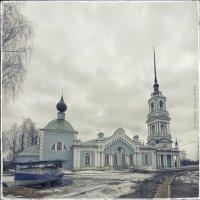 г. Калязин. Вознесенская церковь :: Алексадр Мякшин