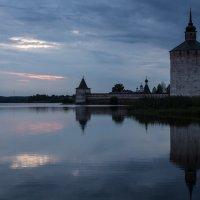Летняя ночь на свирском озере :: Наталья Шкаева