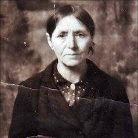 Анна Филипповна. 1924 год. Единственная сохранившаяся фотография. :: Нина Корешкова