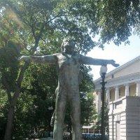 Памятник Высоцкому :: Александра Полякова-Костова