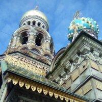 Храм Спаса-на-Крови. (Санкт-Петербург) :: Светлана Калмыкова