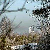 Трудная дорога к храму :: михаил суворов