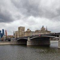Бородинский мост :: Юрий Кольцов