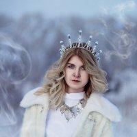 Снежная королева :: Светлана Никотина